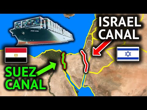 Israel's Alternative Project to Suez Canal