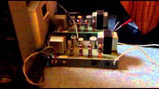 Mullard 5-10, EL84 Valve Amp Monoblocks