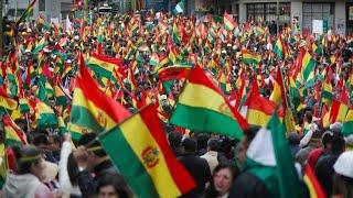"""Vorwürfe des Wahlbetrugs: Boliviens Präsident Morales spricht von """"Putsch"""""""