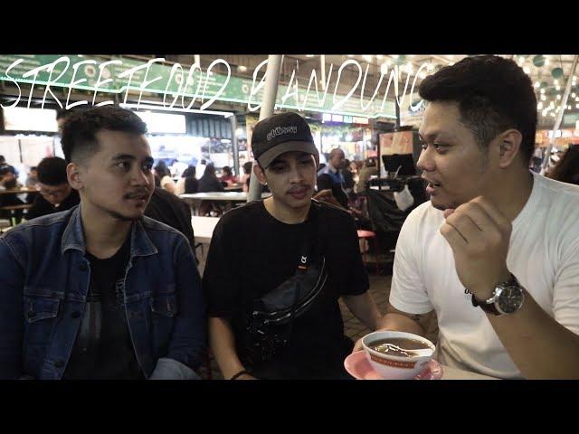STREET FOOD INDONESIA   CIBADAK AND SUDIRMAN STREETFOOD BANDUNG ft. Stevan tian & henry julian