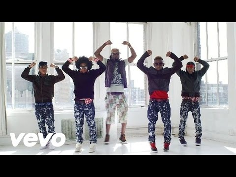 Mindless Behavior - Behind The Moves:Girls Talkin' Bout