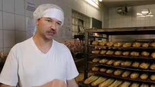 Bäckerei Stahmer: Französisches Stangenweißbrot aus Schleswig-Holstein [Video Impression]