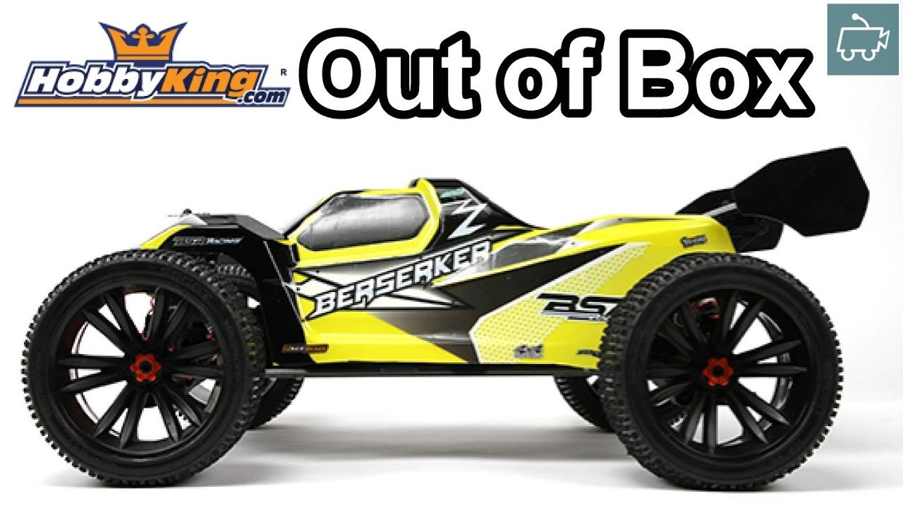berserker 1 8 brushless rc truggy from hobbyking 6s 22. Black Bedroom Furniture Sets. Home Design Ideas