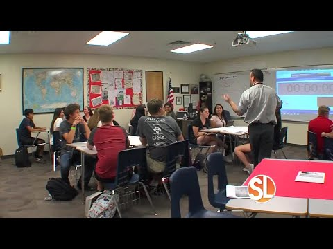 Excellence is at the heart of Maricopa High School