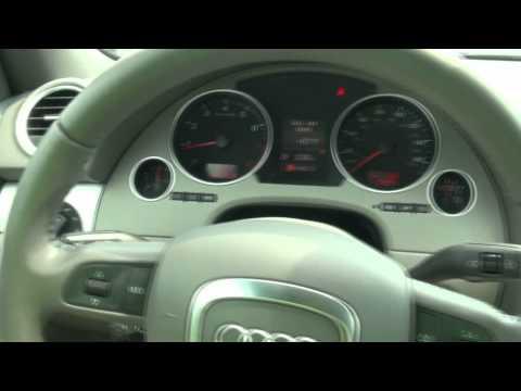 2008 Audi A4 2.0T Cabriolet Quattro