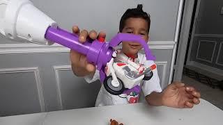 TOY STORY 4 BUZZ LIGHTYEAR Robot Spaceship!