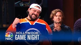 Kevin Smith, Haley Joel Osment & Justin Long Kill Be Kind, Rewind - Hollywood Game Night