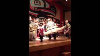 Sitka Tlingit Dancers