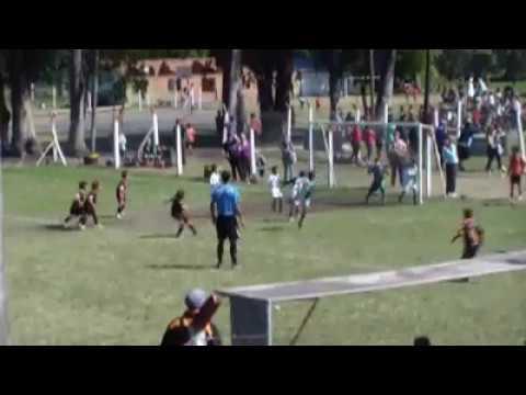 MicaelaFernández Ibáñez, la jugadora de 10 años que hace historia desde Coronel Vidal