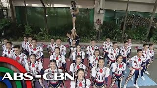 UKG: UAAP Cheerdance Competition 2018 Champion NU PEP Squad performance