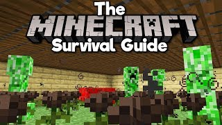 New and Improved Creeper Farm! ▫ The Minecraft Survival Guide (Tutorial Let's Play) [Part 252]
