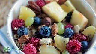Nejlepší potraviny pro mozek: bobuloviny a ořechy podrobeny testu