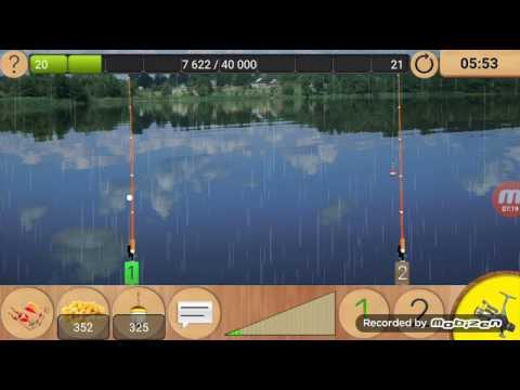 #3Реальная рыбалка.Озеро у деревни. буфоло.