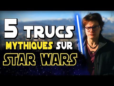CHRIS : 5 Trucs Mythiques Sur Star Wars
