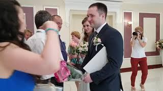 Свадьба друга 14.06.2019