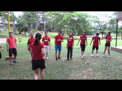 Team building 2013 - War cry