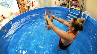 Грудничковое плавание в Геленджике | BIG WAVE #06