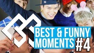 Reserved & Quiet Idols: BTOB #4 - Best & Funny Moments! thumbnail