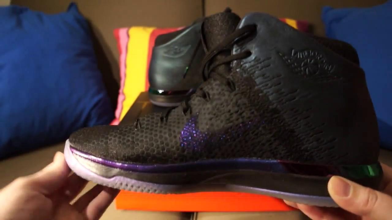 Nike Air Jordan 31 ASW first view