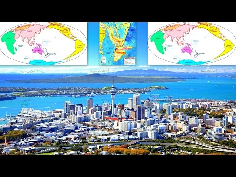 Geologists Fight Over New Continent In Pacific Ocean! (Zeala