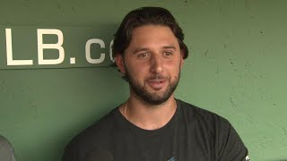 Bolsinger on hitting the DL, being in bullpen vs. starting