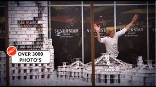 Bryan Berg TIME LAPSE Silverstar Casino in South Africa