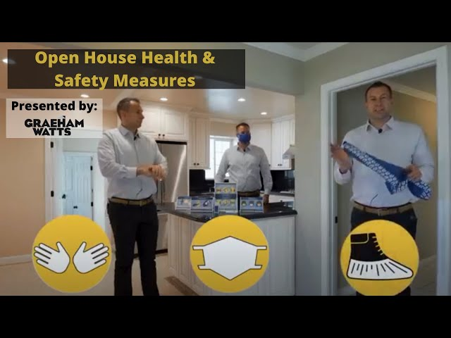 Open House Health & Safety Measures by Graeham Watts