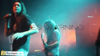 """FATES WARNING """"From The Rooftops"""" (12/2/2017) live@Gagarin205/Athens HQ"""