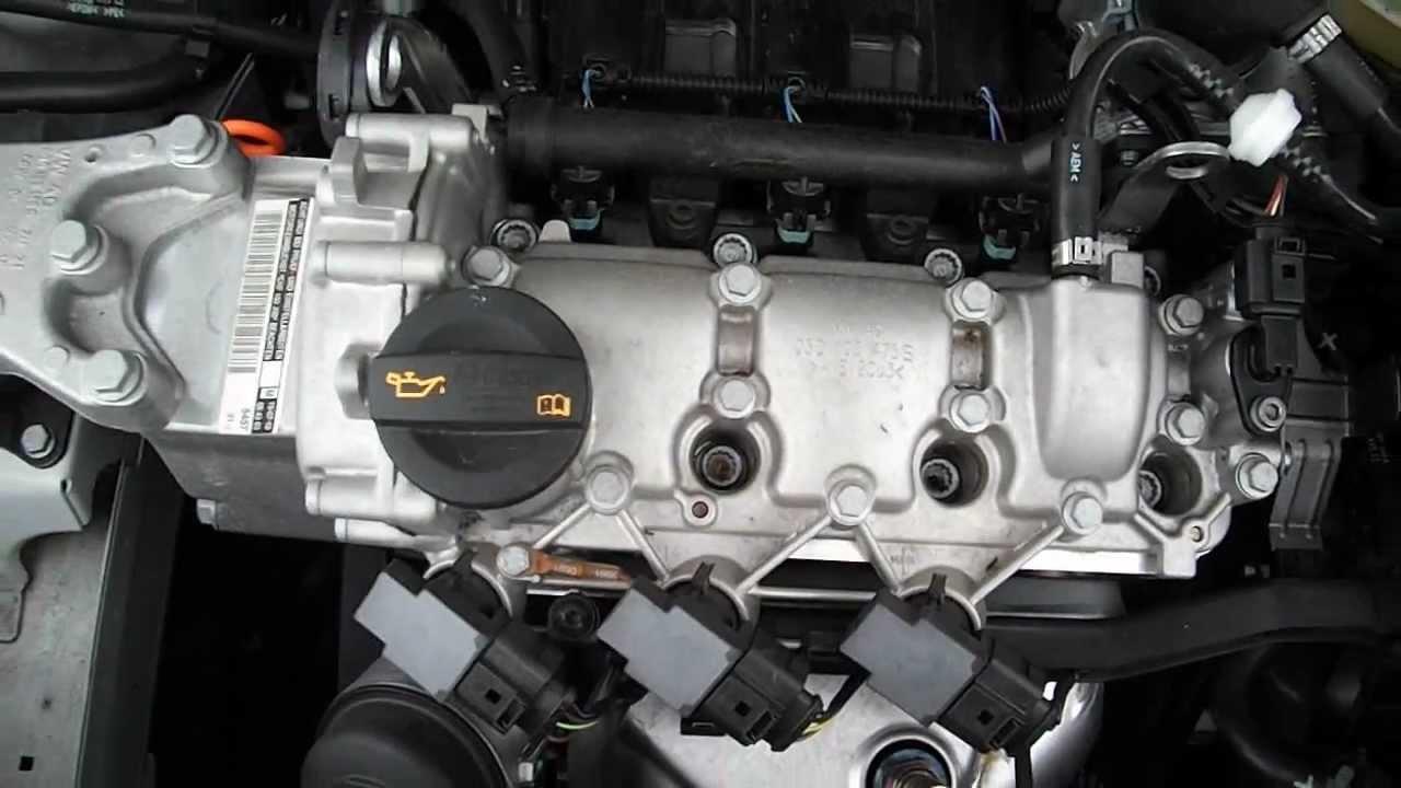 двигатель 1.2 на skoda fabia