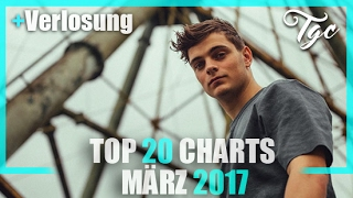 "TOP 20 SINGLE CHARTS - MÃ""RZ 2017"