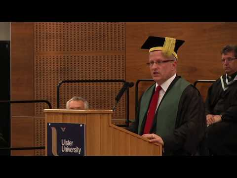 Ulster University Summer 2017 Graduation - afternoon ceremony Coleraine