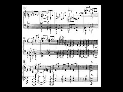 4 Morceaux, Alexander Scriabin, op.51