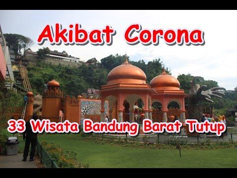 daftar-33-objek-wisata-di-bandung-barat-tutup-akibat-corona