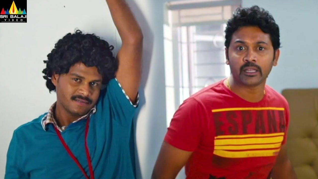 New Movie Comedy Scenes Back to Back Vol 3 | Latest Telugu Comedy | Sri Balaji Video