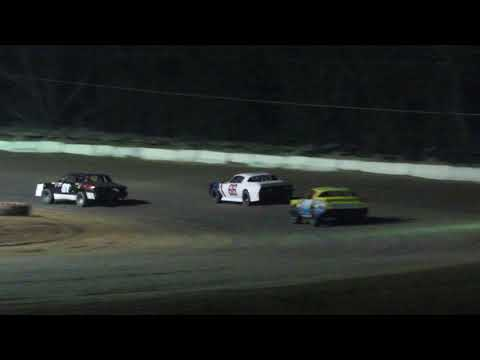 North Florida Speedway Thunder Stocks 01-2018 part 1