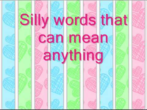 Lazy Town Bing Bang lwith lyrics