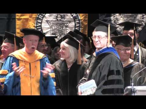 Spring 2016 Commencement - Full Afternoon Ceremony