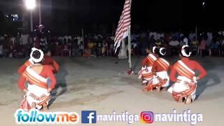 best sarhul traditional dance 2018 jharkhand festival