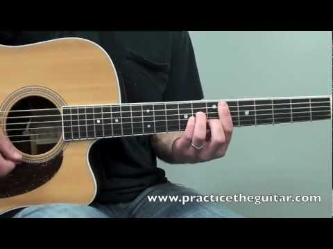 How To Play-Boyfriend-Guitar Lesson-Justin Bieber-With Tablature
