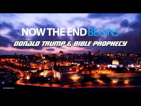 NTEB PRESENTS: Donald Trump, Jerusalem and Bible Prophecy