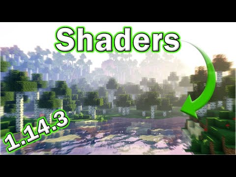 Tutorial - How to Install Shaders for Minecraft 1.14.3
