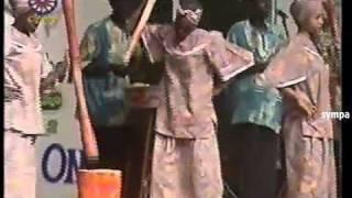 فرقة الهوسا- طبول السلام