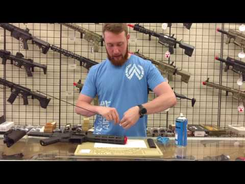 Quick Tip: How To Clean And Maintain AEG Barrels