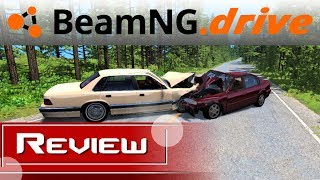 BeamNG.Drive - Review and Gameplay