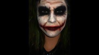 The Joker - Makeup Tutorial
