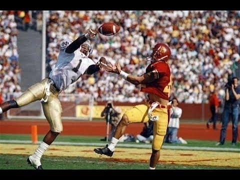 1988 #1 Notre Dame @ #2 USC No Huddle