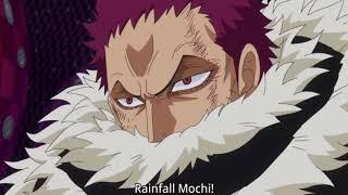 Luffy Gear 4th vs Katakuri Mochi | One Piece Episode 858 English Subbed