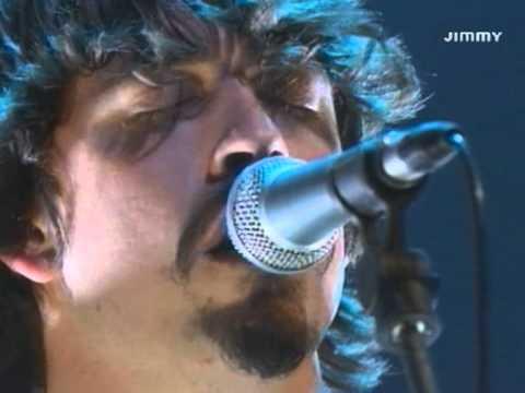 Foo Fighters Everlong Live at Jools Holland