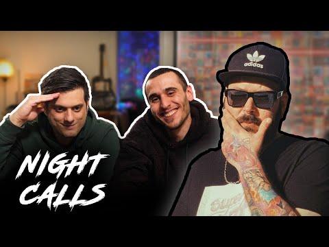 NIGHTCALLS #14 - BAGHDAD   Delines