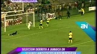 Peru 2 - 1 Jamaica - Amistoso